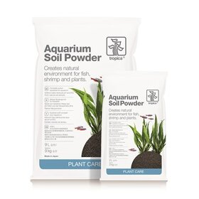 Aquarium Soil Powder