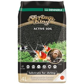 Dennerle Shrimp King Active Soil 4 Liter