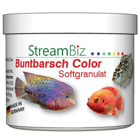 Buntbarsch Color Softgranulat